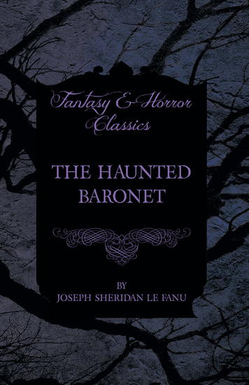The Haunted Baronet - cover