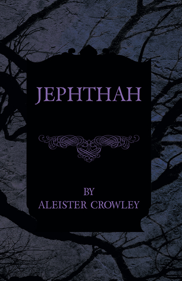 Jephthah - cover
