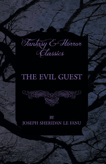 The Evil Guest - cover
