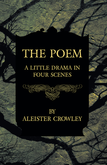 The Poem - A Little Drama in Four Scenes - cover