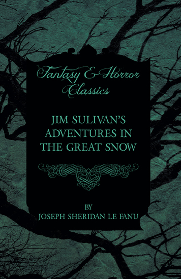 Jim Sulivan's Adventures in the Great Snow - cover
