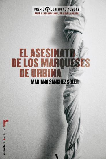 El asesinato de los marqueses de Urbina - cover