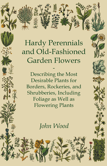 Hardy Perennials And Old Fashioned Garden Flowers Describing The