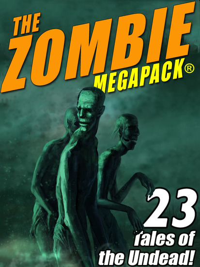 The Zombie MEGAPACK ® - cover