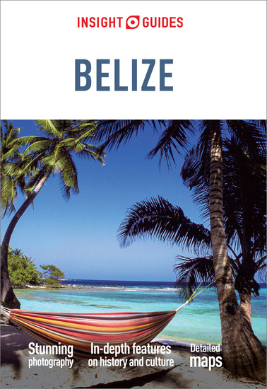Insight Guides Belize (Travel Guide eBook) - cover