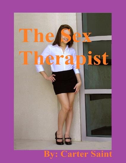 The Sex Therapist - cover