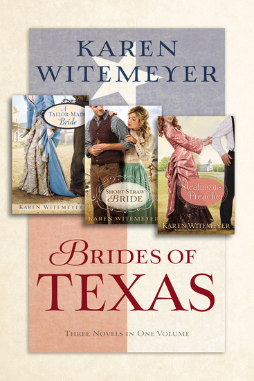 Brides of Texas - cover