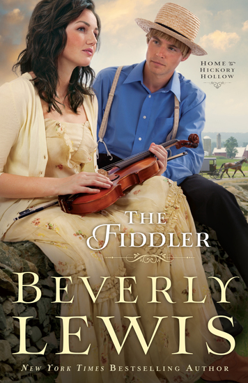 The Fiddler (Home to Hickory Hollow Book #1) - cover
