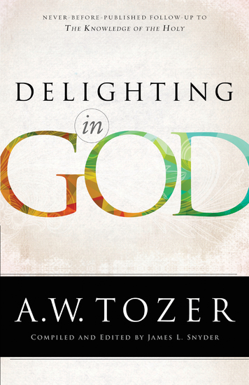 Delighting in God - cover