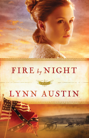 Fire by Night (Refiner's Fire Book #2) - cover
