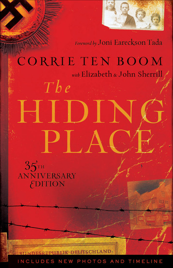 The Hiding Place - cover