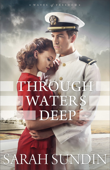 Through Waters Deep (Waves of Freedom Book #1) - A Novel - cover