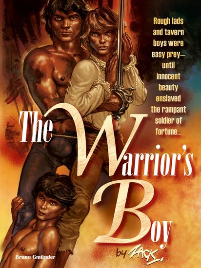 The Warrior's Boy - A Gay Erotic Novel - cover