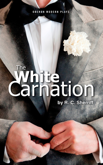 The White Carnation - cover