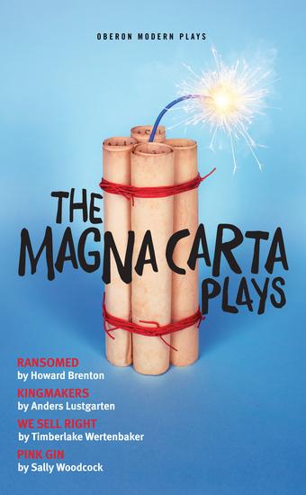 The Magna Carta Plays - cover