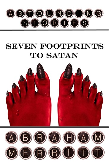 Seven Footprints To Satan - cover