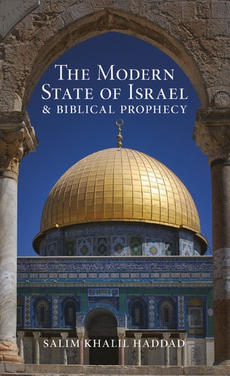 Modern State of Israel and Biblical Prophecy - cover