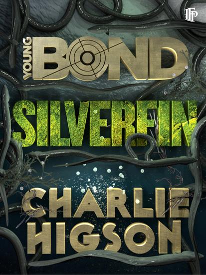 SilverFin - cover