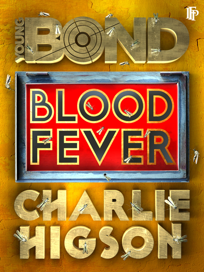 Blood Fever - cover