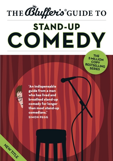 The Bluffer's Guide to Stand-up Comedy - cover