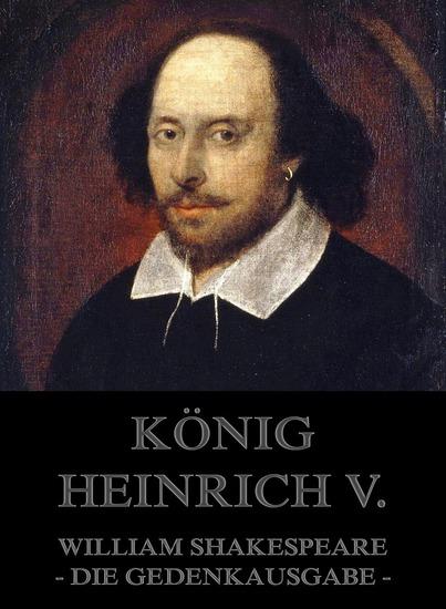König Heinrich V - Erweiterte Ausgabe - cover
