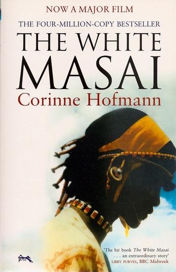 The White Masai - cover