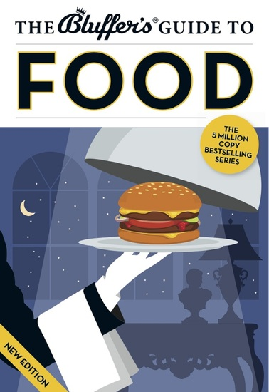 The Bluffer's Guide to Food - cover