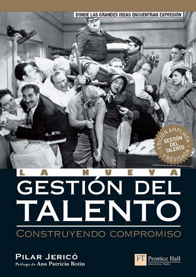 La nueva gestión del talento - cover