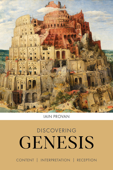 interpretation of genesis A new conservative translation of the genesis creation story  the traditional translation and interpretation of the genesis creation account in regard to.