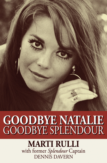 Goodbye Natalie Goodbye Splendour - cover