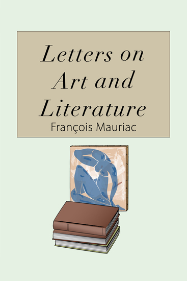 Letters on Art and Literature - cover
