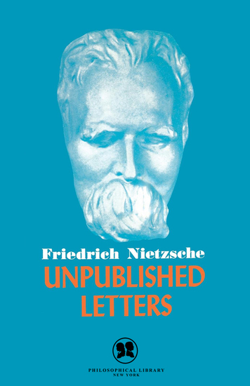 Unpublished Letters - cover