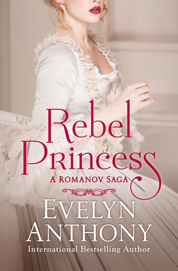 Rebel Princess - cover