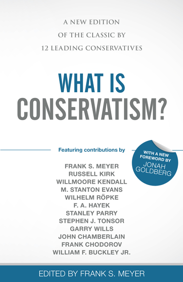 What Is Conservatism? - cover