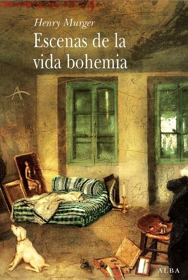 Escenas de la vida bohemia - cover