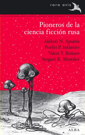 Pioneros de la ciencia ficción rusa vol I - cover