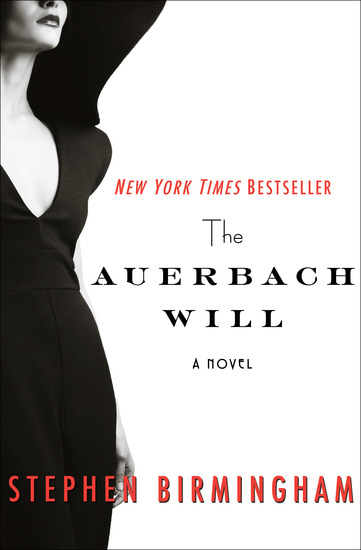 The Auerbach Will - A Novel - cover