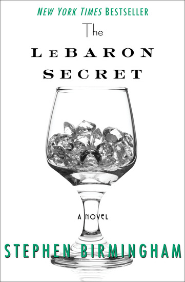 The LeBaron Secret - A Novel - cover