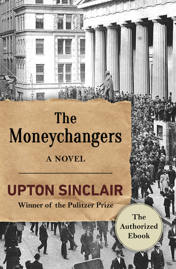 The Moneychangers - A Novel - cover