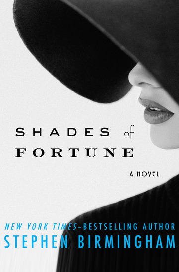 Shades of Fortune - A Novel - cover
