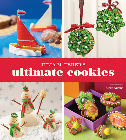 Ultimate Cookies - cover