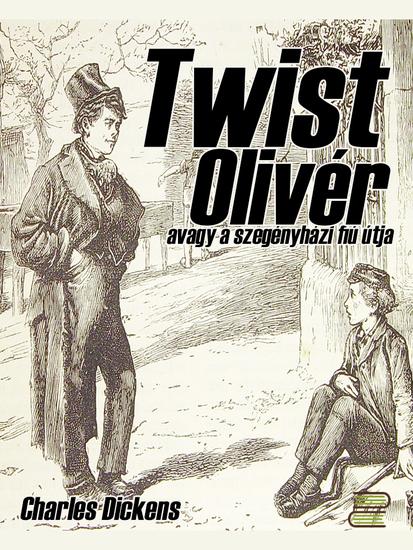 Twist Olivér - cover