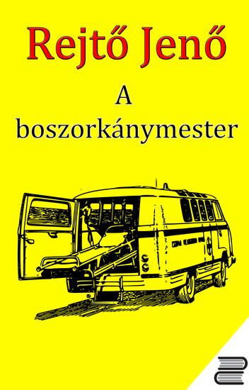 A boszorkánymester - cover