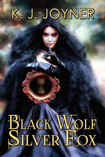 Black Wolf Silver Fox - cover