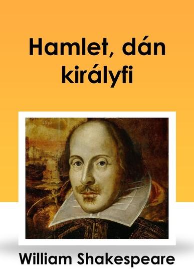 Hamlet dán királyfi - cover