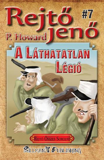 A Láthatatlan Légió - cover
