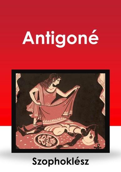 Antigoné - cover