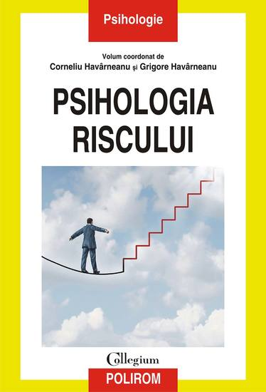 Psihologia riscului - cover