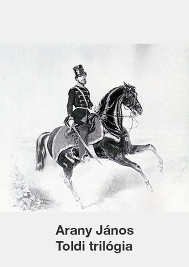 Toldi trilógia - cover