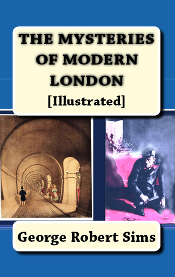 Mysteries of Modern London - cover